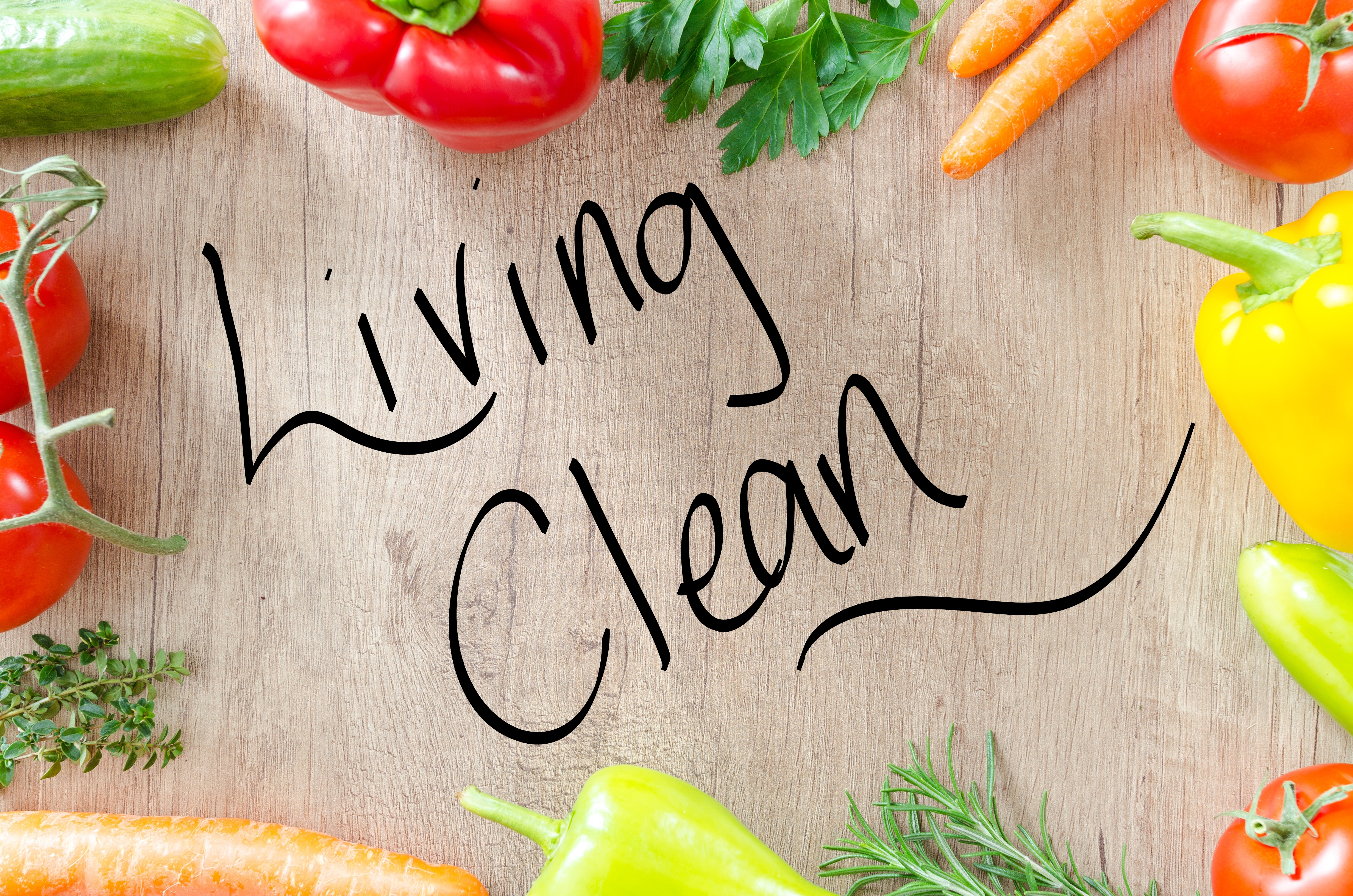 Living Clean